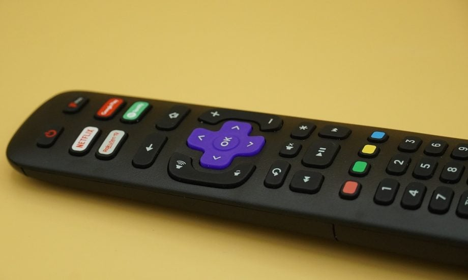 Remote for Hisense Roku R50A7200UK