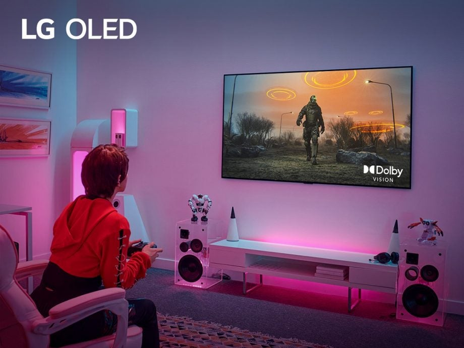 Dolby Vision High Frame Rate gaming on an LG OLED