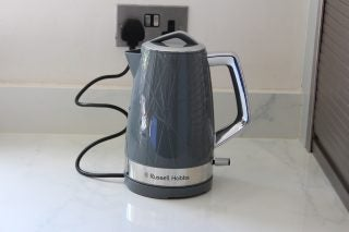 Russell Hobbs Structure Kettle hero