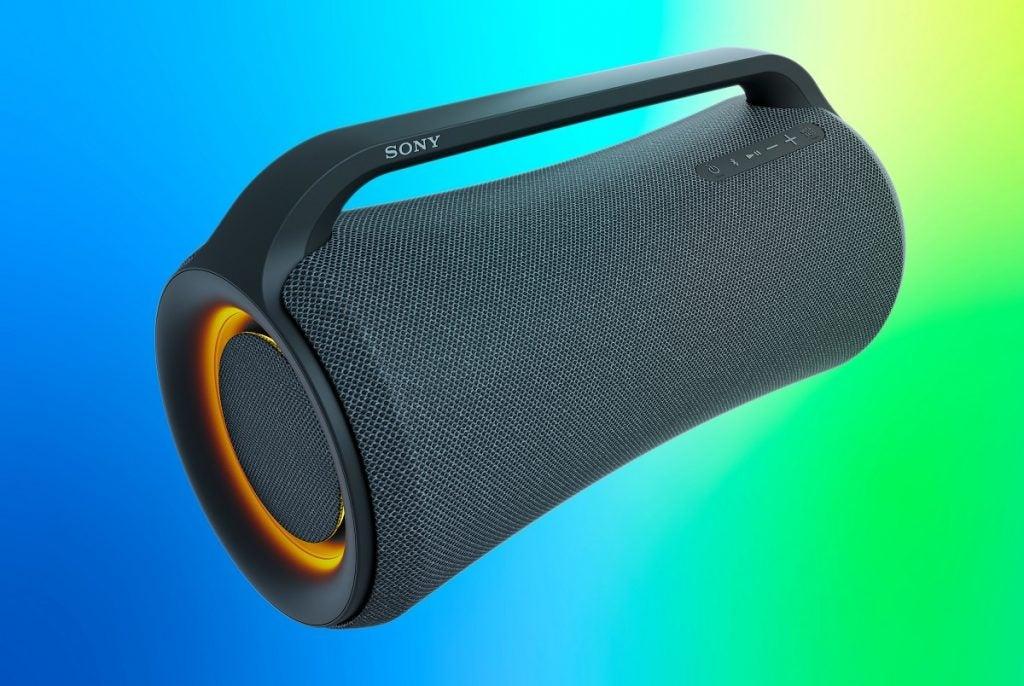 Sony SRS-XG500 wireless speaker