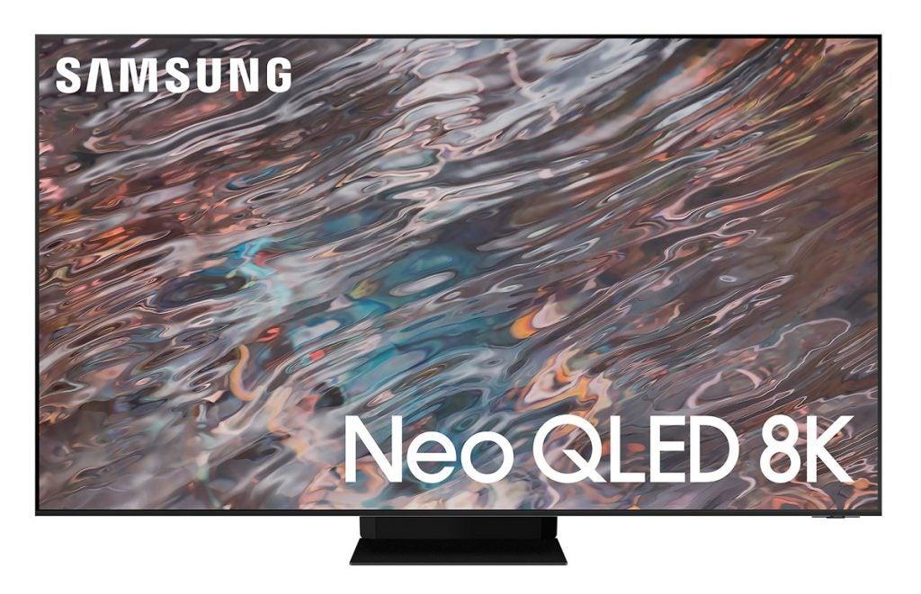 Все телевизоры Samsung в 2021 году
