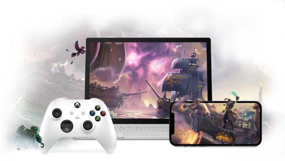 Xbox Game Pass Cloud iPhone Windows