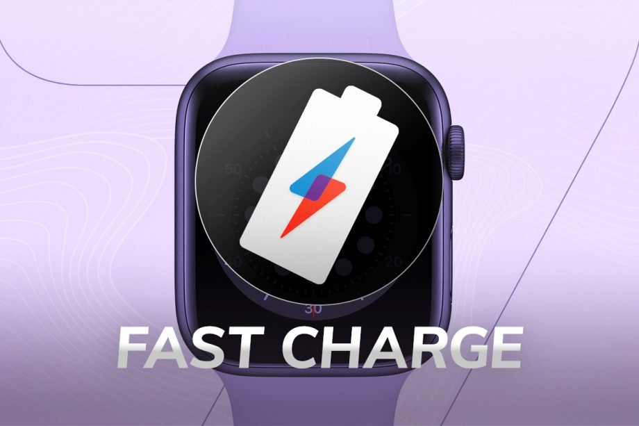 Fast Charge Apple Watch 7