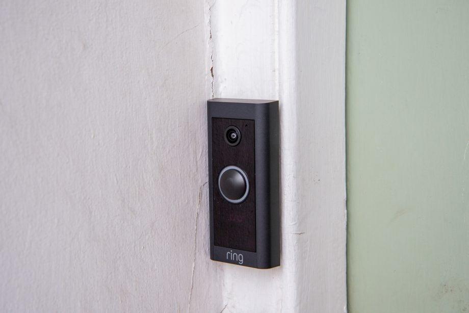 Ring Video Doorbell Wired hero