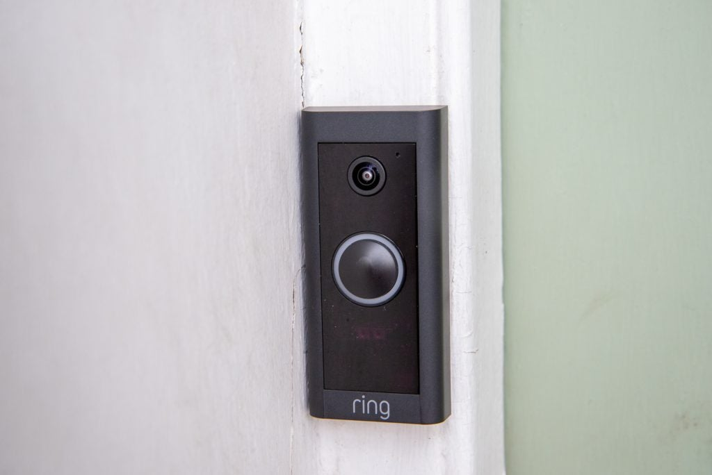 Ring Video Doorbell Wired front