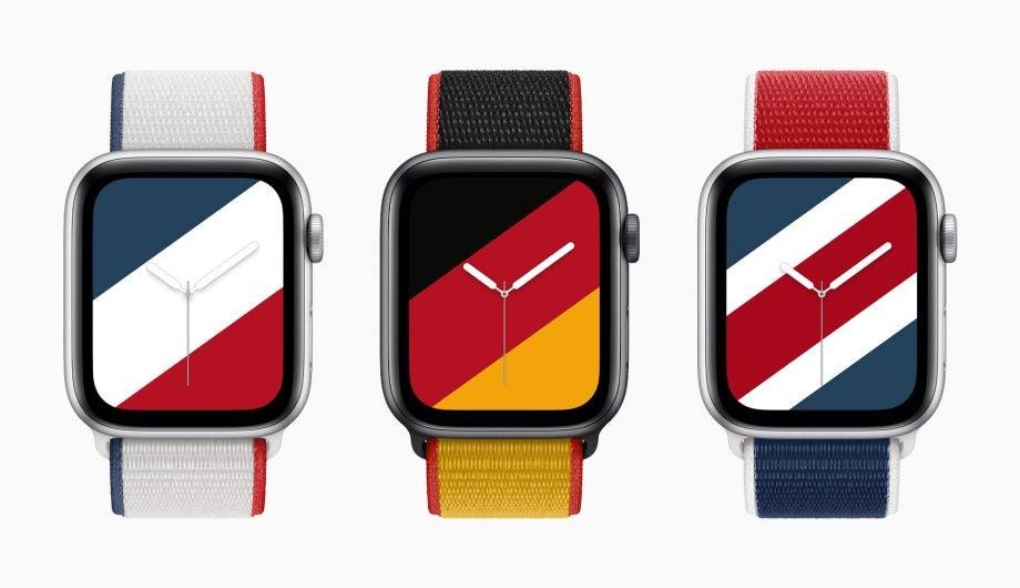 Apple Watch International Sport Band Collection