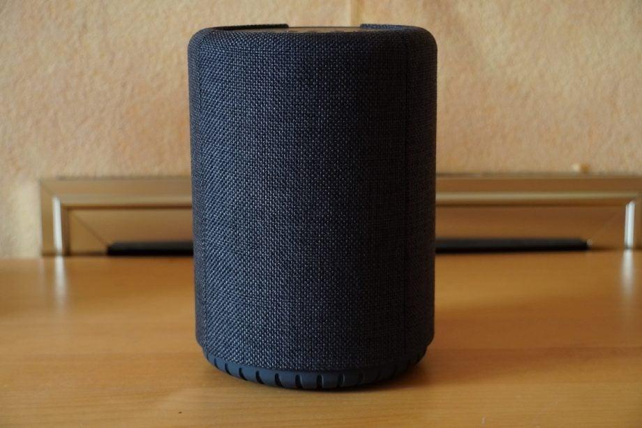 Audio Pro G10 sitting on desktop table
