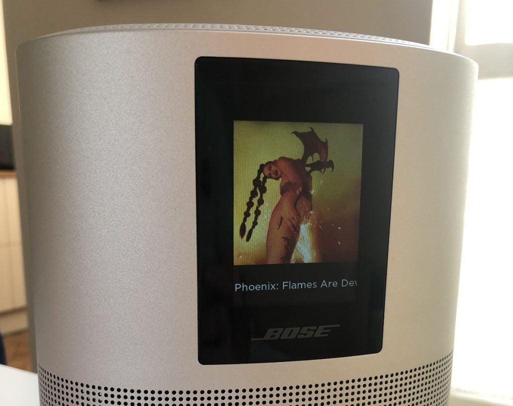 LCD screen for Bose Home Speaker 500