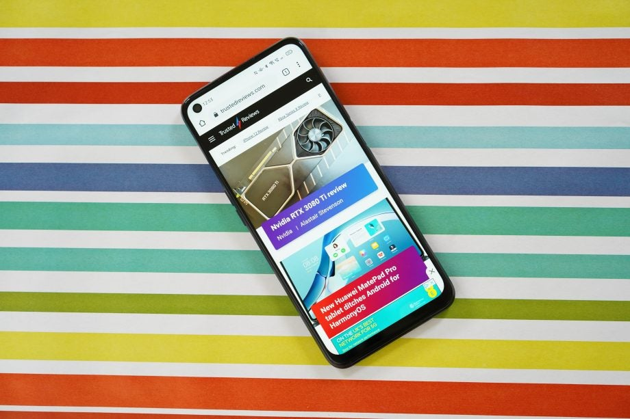 Oppo A54 Chrome trusted reviews