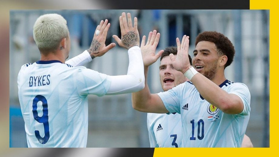 Scotland football team Euro 2020