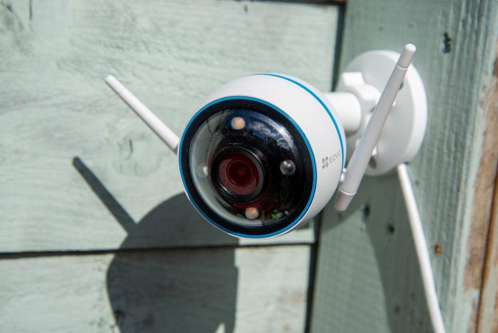 EZViz CTQ3N camera