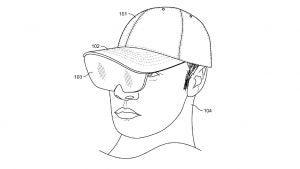 Facebook AR hat patent