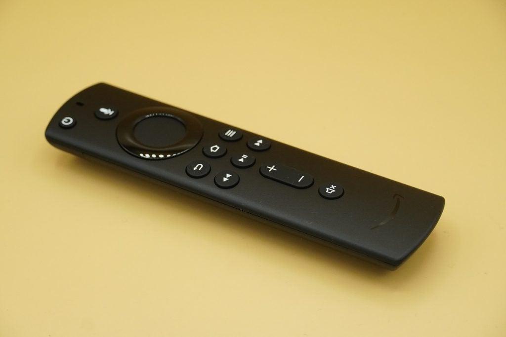 Alexa remote for Amazon Fire TV Stick