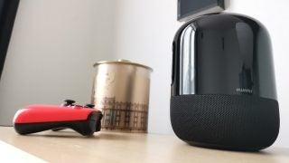 Huawei Sound wireless speaker on a table