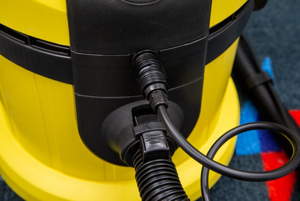 Karcher SE 4001 шланг и водяной соединитель