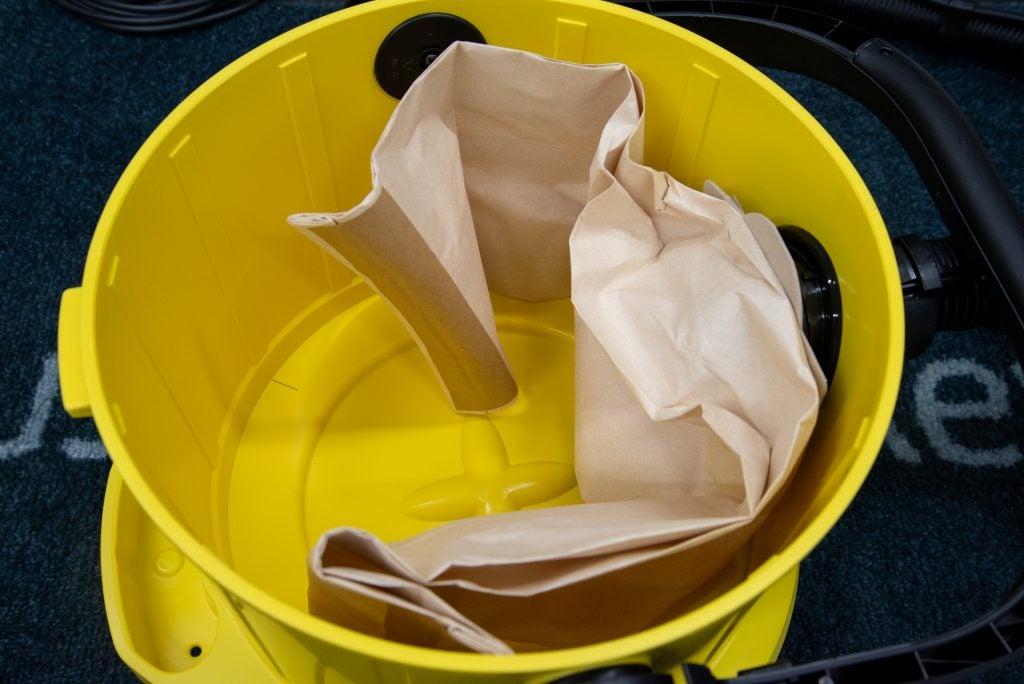 Мешок для мусора Karcher SE 4001