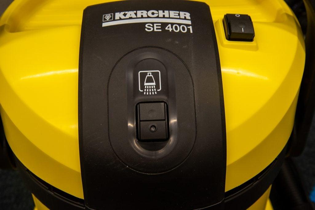 Управление распылением Karcher SE 4001