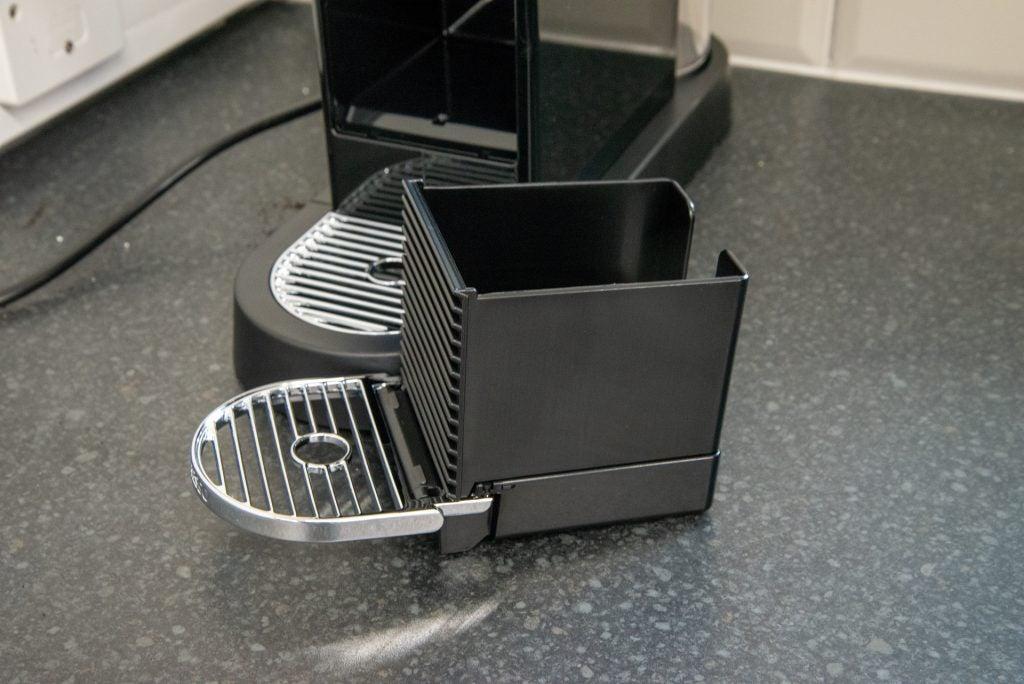 Nespresso CitiZ used pods