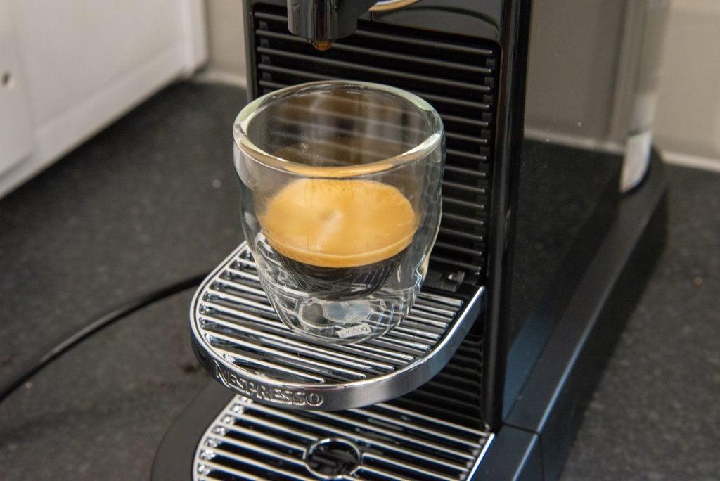 Nespresso CitiZ espresso