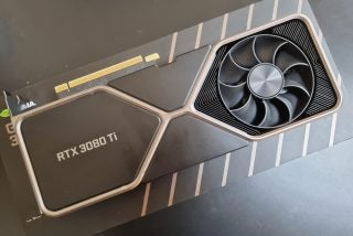 Nvidia RTX 3080 Ti lead