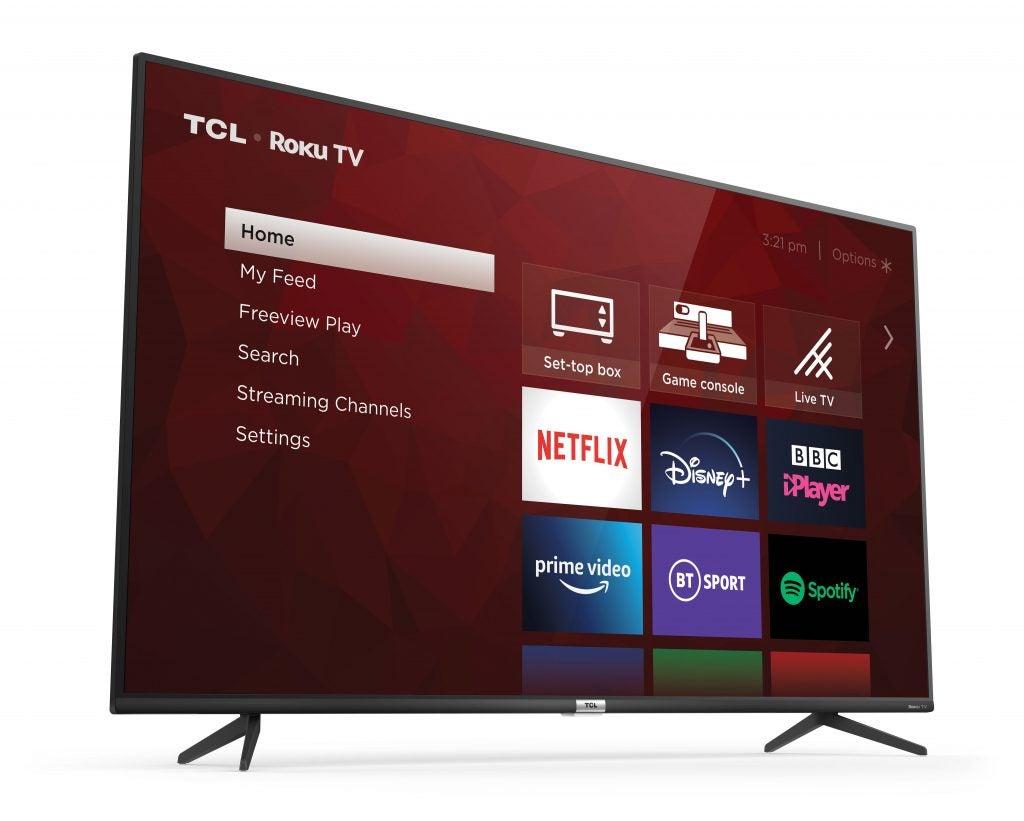 TCL RP620K Roku TV