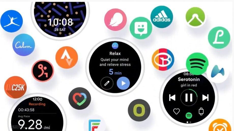 Samsung Galaxy One UI Watch