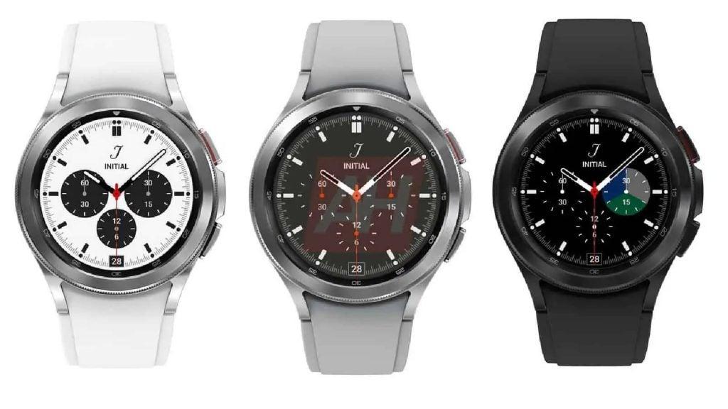 Samsung-Galaxy-Watch-4-Classic leak