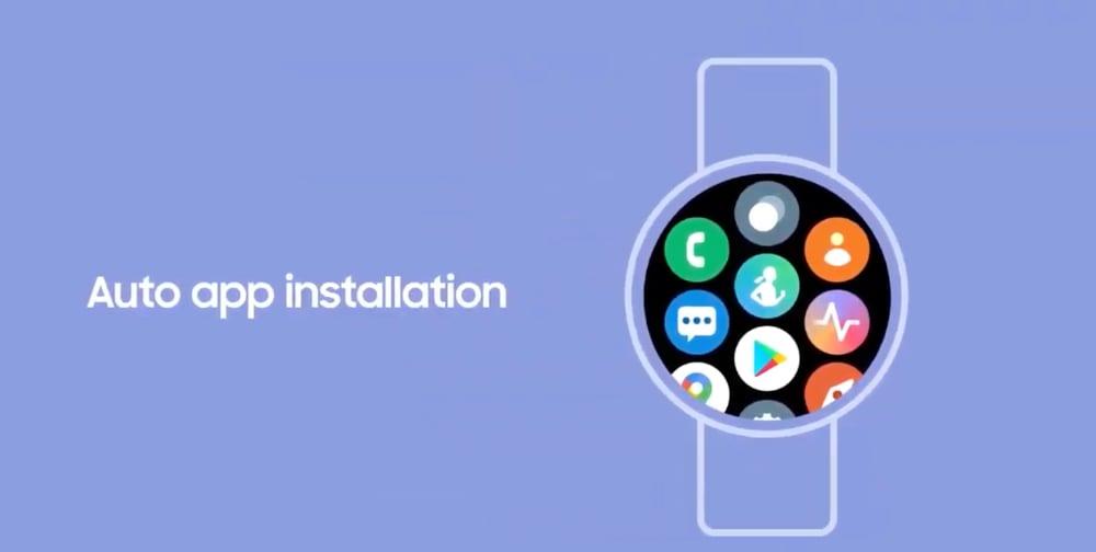 Samsung OneUI Watch