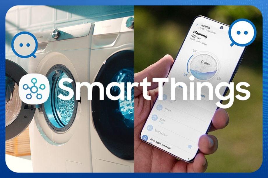 Samsung SmarThings and smart home