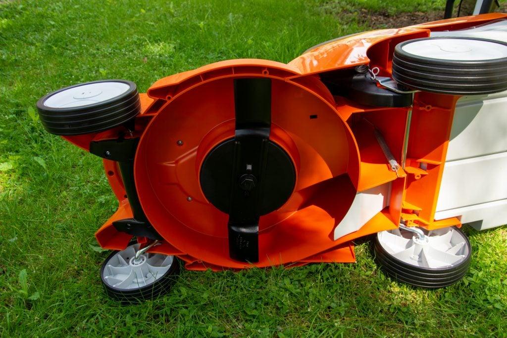 Stihl RMA 339 C blade