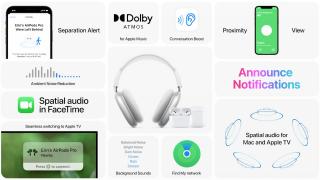 WWDC 2021 AirPods updates