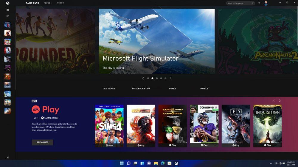 Gaming on Windows 11