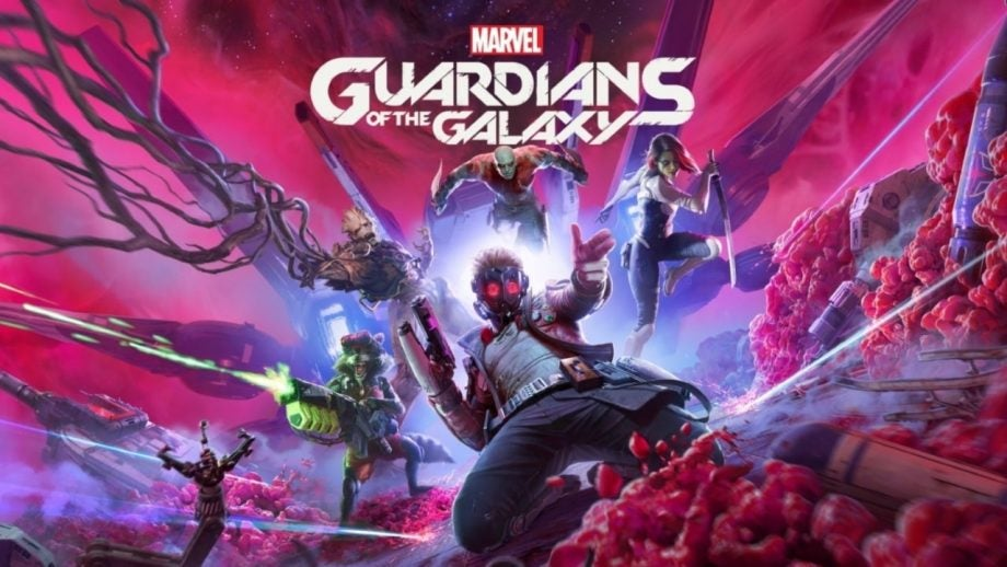 Guardians of the Galaxy game marvel