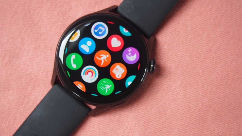 Huawei Watch 3 showing the apps