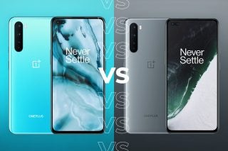 OnePlus Nord CE vs OnePlus Nord