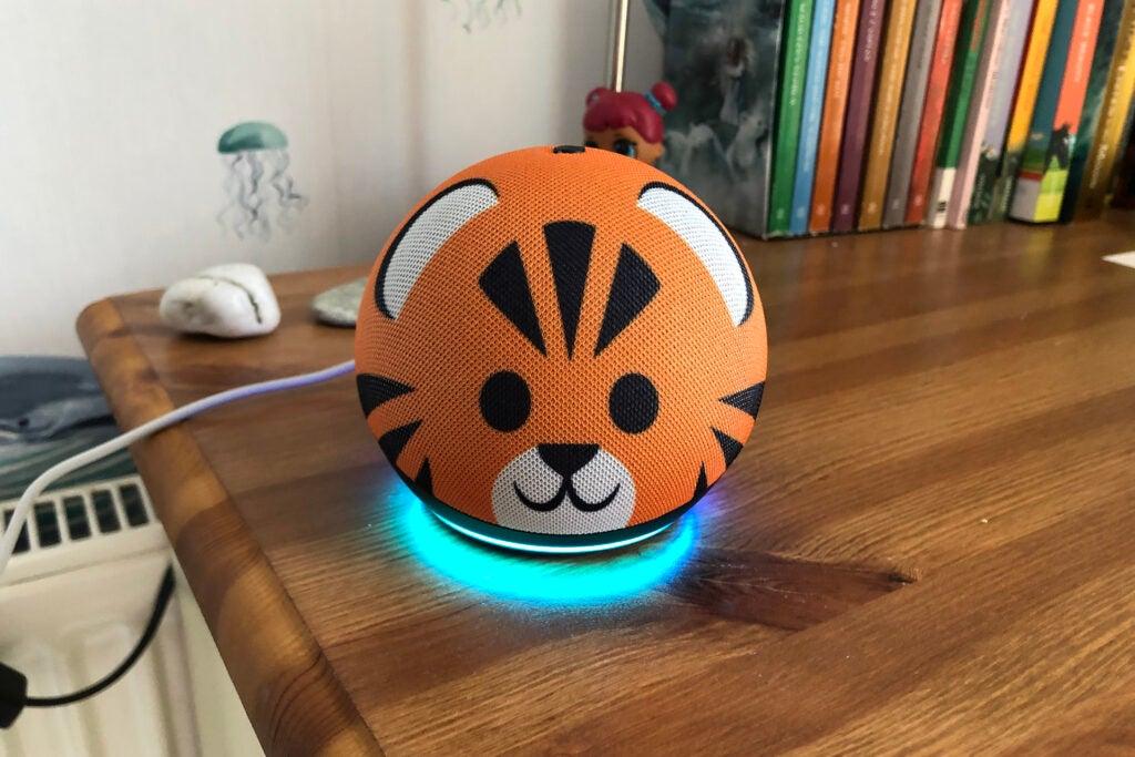 Amazon Echo Dot (4th Generation) Kids