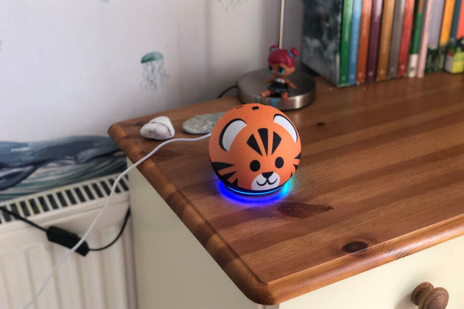 Amazon Echo Dot (4th Generation) Kids hero