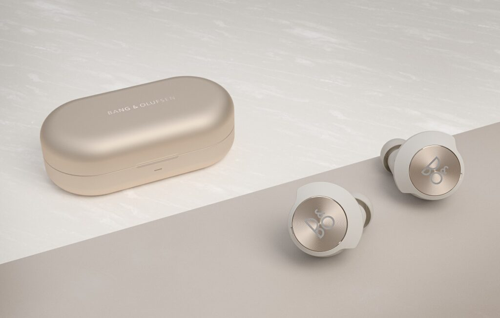 Beoplay EQ in Gold Tone finish