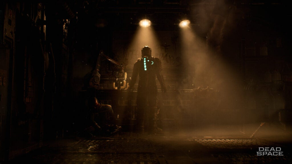 Our first look at the new Dead Space reboot