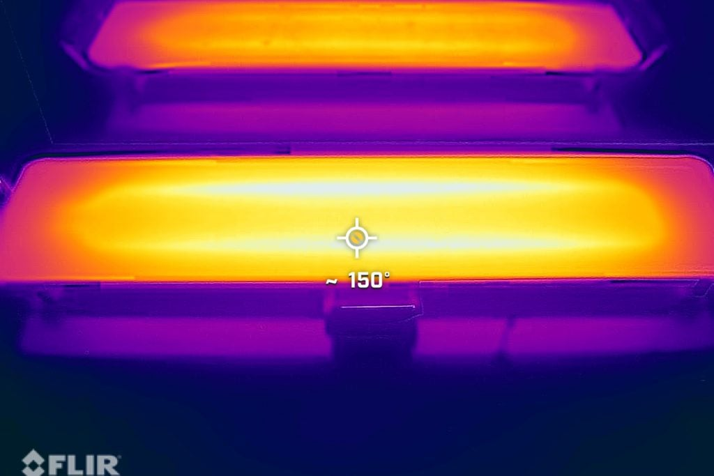 Domo Teppanyaki XXL heat image