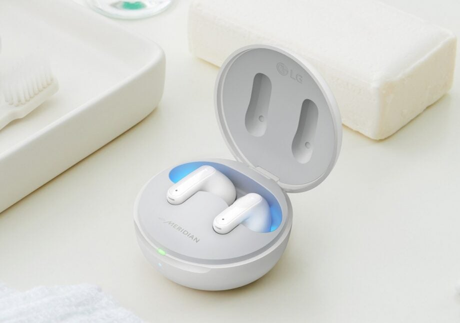 press image for LG Tone Free FP8 earbud
