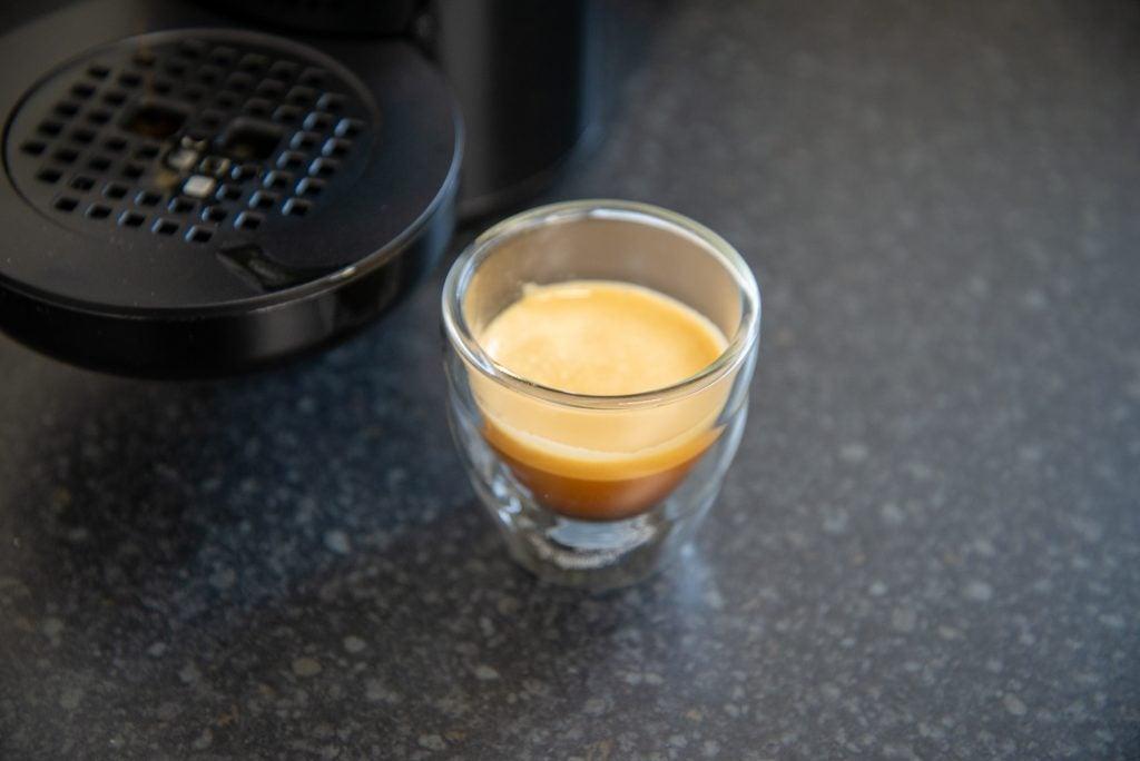 Nespresso Atelier espresso