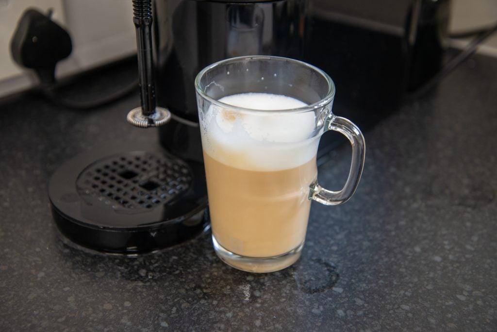 Капучино Nespresso Atelier