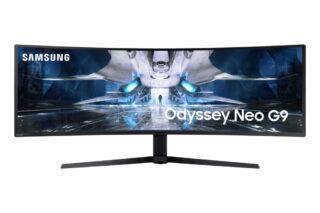 Odyssey Neo G9 Monitor