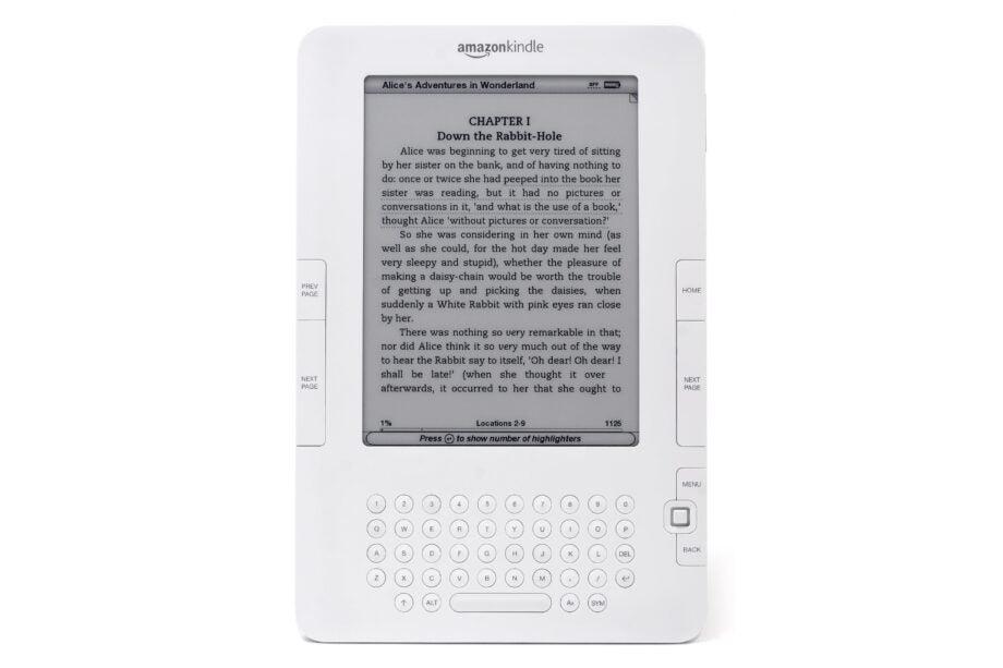 Older Kindles to lose 3G