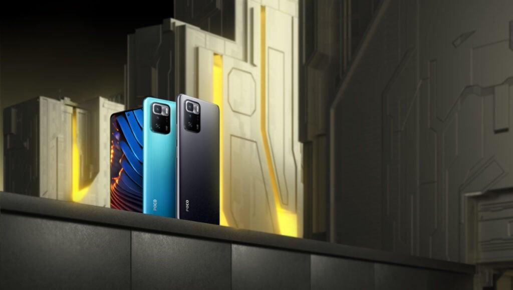 POCO X3 GT smartphone