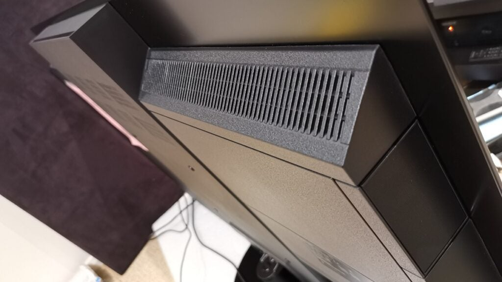 Dolby Atmos sound system on Panasonic TX-55JZ2000