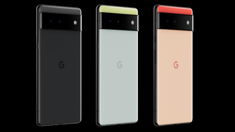 Google Pixel 6 official