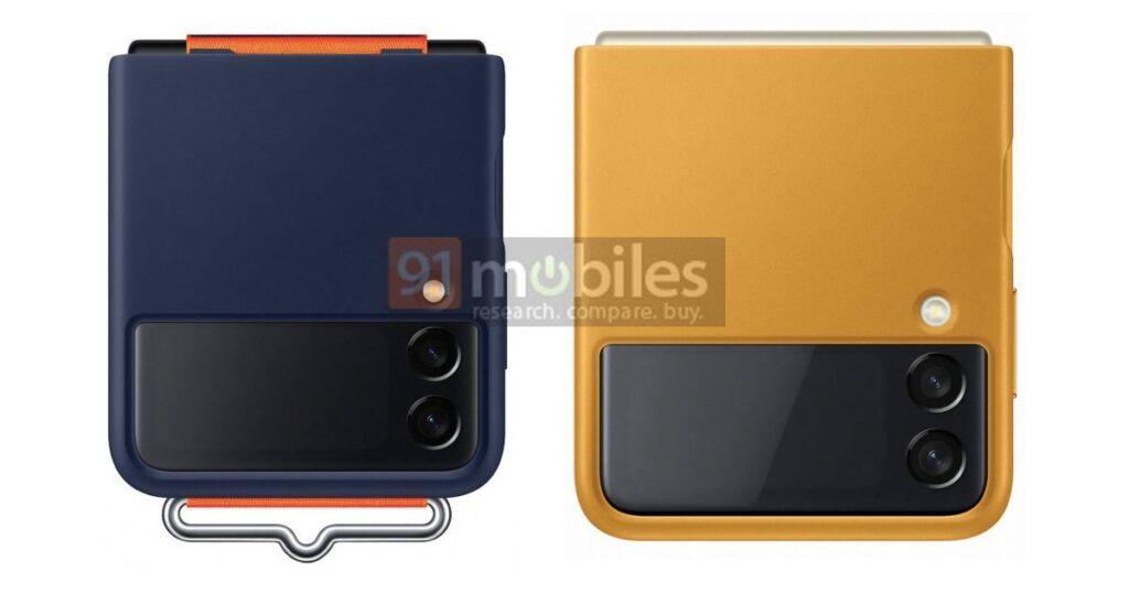Samsung Galaxy Z Flip render