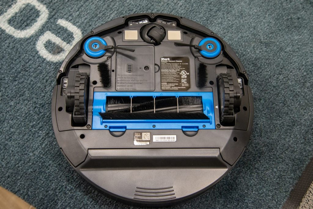 Shark ION Robot Vacuum brushes